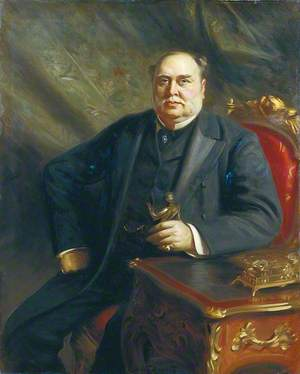 Sir John Murray Scott (1847–1912)