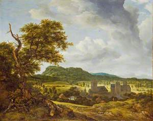 Landscape with a Village
