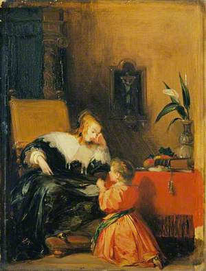 Child at Prayer