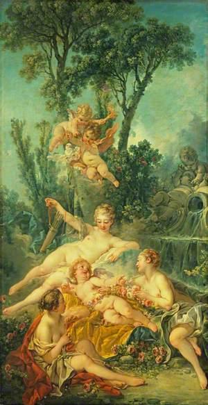 Cupid a Captive