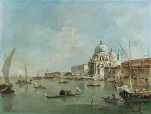 Venice: Santa Maria della Salute and the Dogana