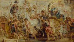 The Triumph of Henri IV