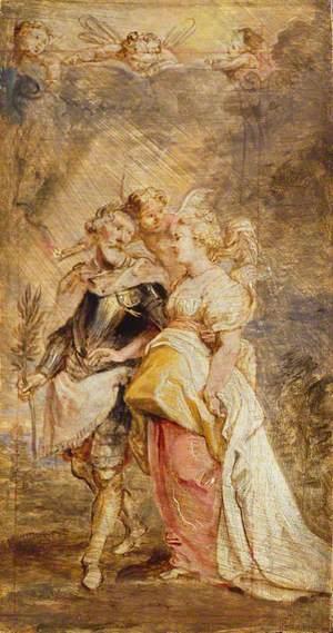 The Union of Henri IV and Marie de Médicis