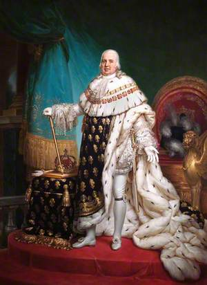 Louis XVIII (1755–1824), King of France