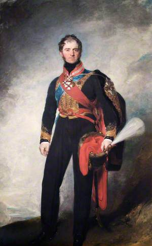 Henry William Paget (1768–1854), 1st Marquess of Anglesey, KG