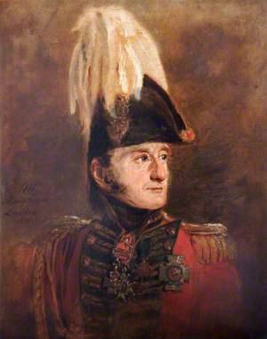 General Lord Edward Somerset (1776–1842), KCB