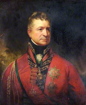 Lieutenant General Sir Thomas Picton (1758–1815), GCB