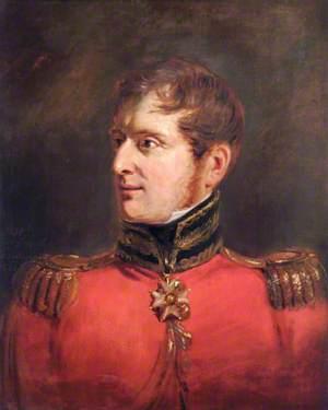 Field Marshal Lord Fitzroy James Henry Somerset (1788–1855), 1st Baron Raglan, GCB