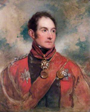 Lieutenant General Sir Edward Barnes (1776–1838), GCB