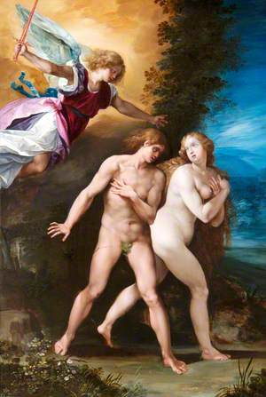 The Expulsion from Paradise