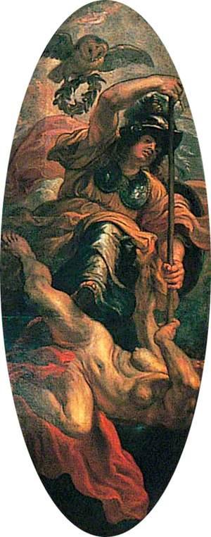 Minerva Spearing Ignorance