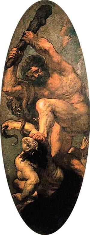 Hercules Crushing Discord