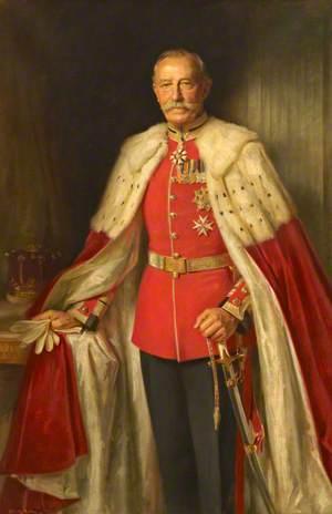 George Edward John Mowbray, 3rd Earl of Stradbroke, Pro Grand Master (1913–1943), and Grand Master (1943–1947)