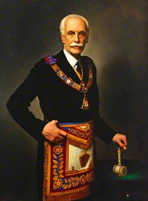 George St Vincent Harris (1889–1984), 5th Baron Harris
