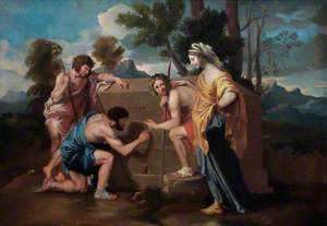 The Arcadian Shepherds