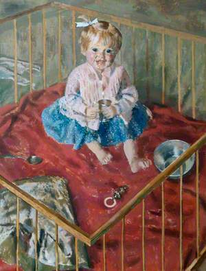 Mary: A Child in a Playpen