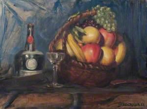 Fruit Basket: Still Life