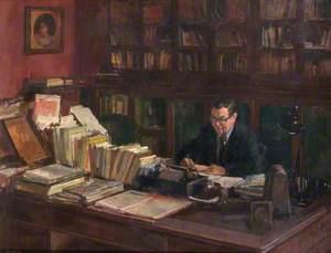 Sidney Hutchison, Secretary of the Royal Academy