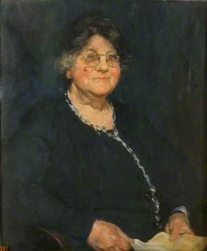 Miss E. H. Davis, OBE