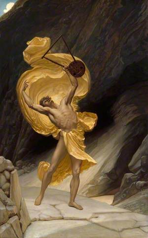 Orpheus Returning from the Shades