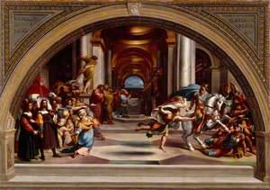 Expulsion at Heliodorus
