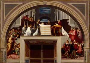 Mass at Bolsena