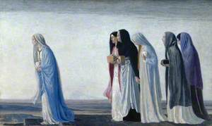 The Women Going into the Sepulchre