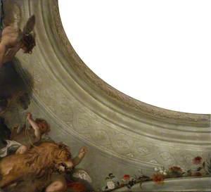 Cupid before Jupiter (Lion Section)