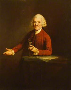 Dr William Hunter (1718–1783)