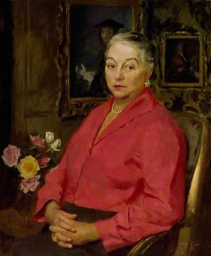 Mrs Henry Carr