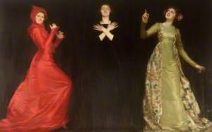 Jean Sterling Mackinlay (1882–1958), FRAM