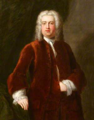 Portrait of an Unknown Eighteenth-Century Gentleman