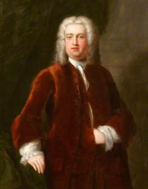 Portrait of an Unknown Eighteenth-Century Gentleman
