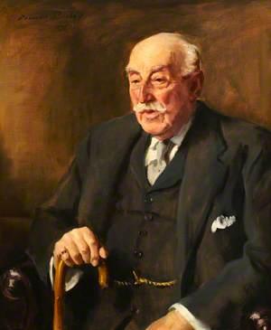 Alfred J. Waley (1861–1953), Hon. FRAM