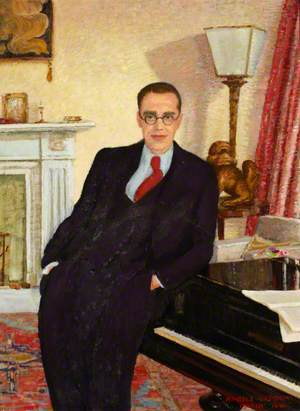 William Alwyn (1905–1985), CBE, FRAM