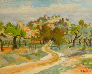 Provençal Hill Town
