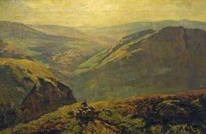 Bettws-y-Coed, Valley and Hills