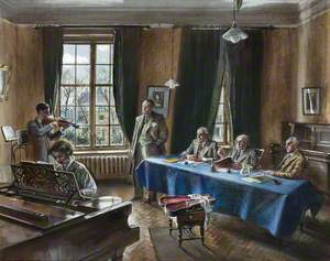 An Audition at the Royal Academy of Music