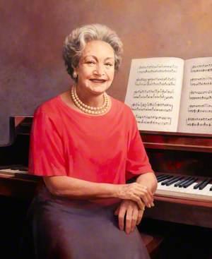Dame Moura Lympany (1916–2005), DBE, FRAM