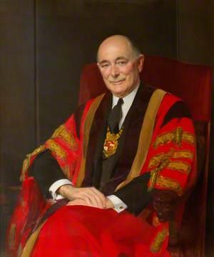 Sir Arthur Porritt (1900–1994)