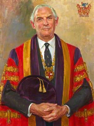Sir Geoffrey Slaney (b.1922)