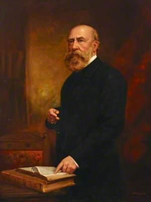 Robert Barnes (1817–1907), MD, FRCP, FRCS