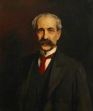 Sir Felix Semon (1849–1921), KCVO, MD, FRCP