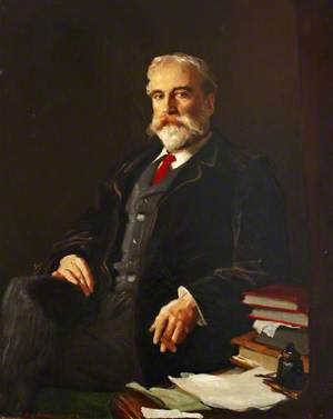 Sir John Young Walker MacAlister (1856–1925)
