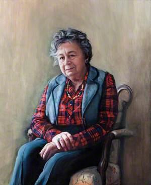 President, Professor Dame Rosemary Cramp