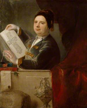 Humfrey Wanley (1672–1726)