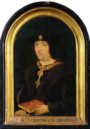 Monsour de Nassau (1451–1504)