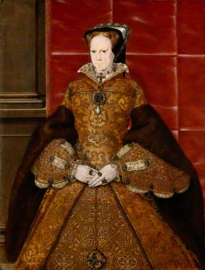 Mary I (1516–1558), Queen of England and Ireland