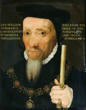 William Paulet (c.1483–1572), 1st Marquis of Winchester