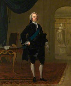 Charles Lennox (1701–1750), 2nd Duke of Richmond